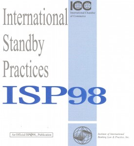 ISP98 Education Products