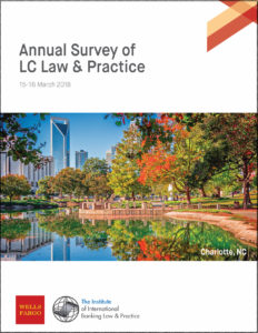 Annual LC Survey | Charlotte | Trade Finance