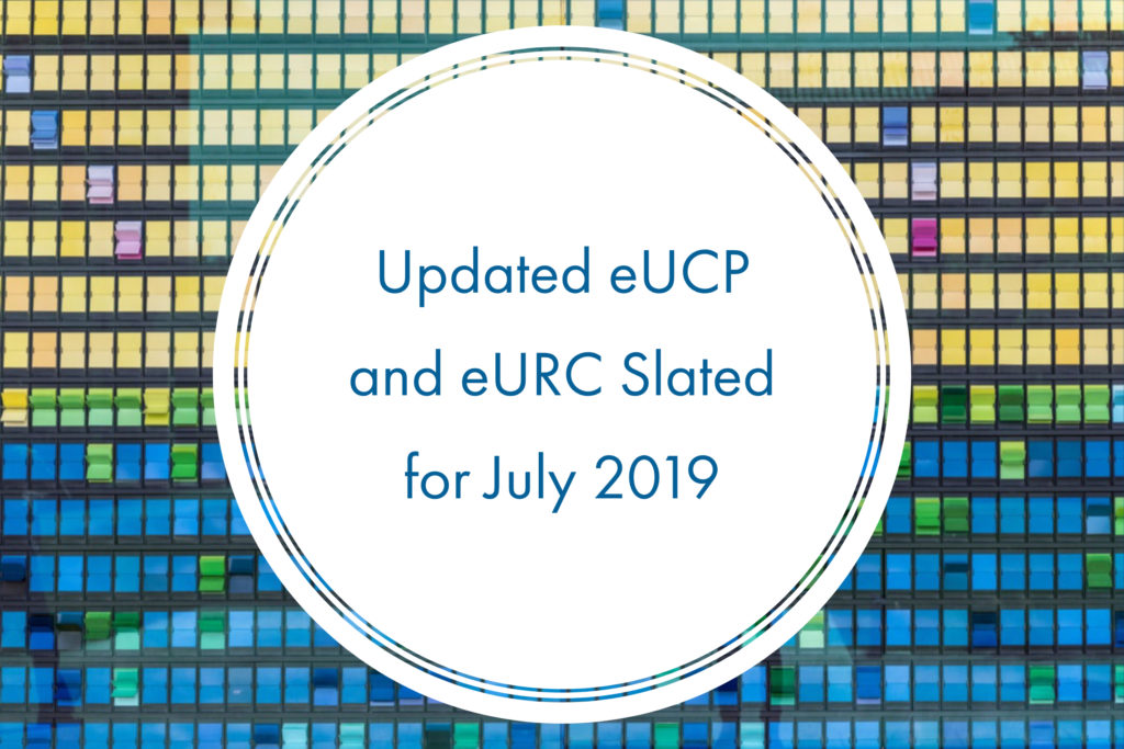 eUCP and eURC go into effect this summer