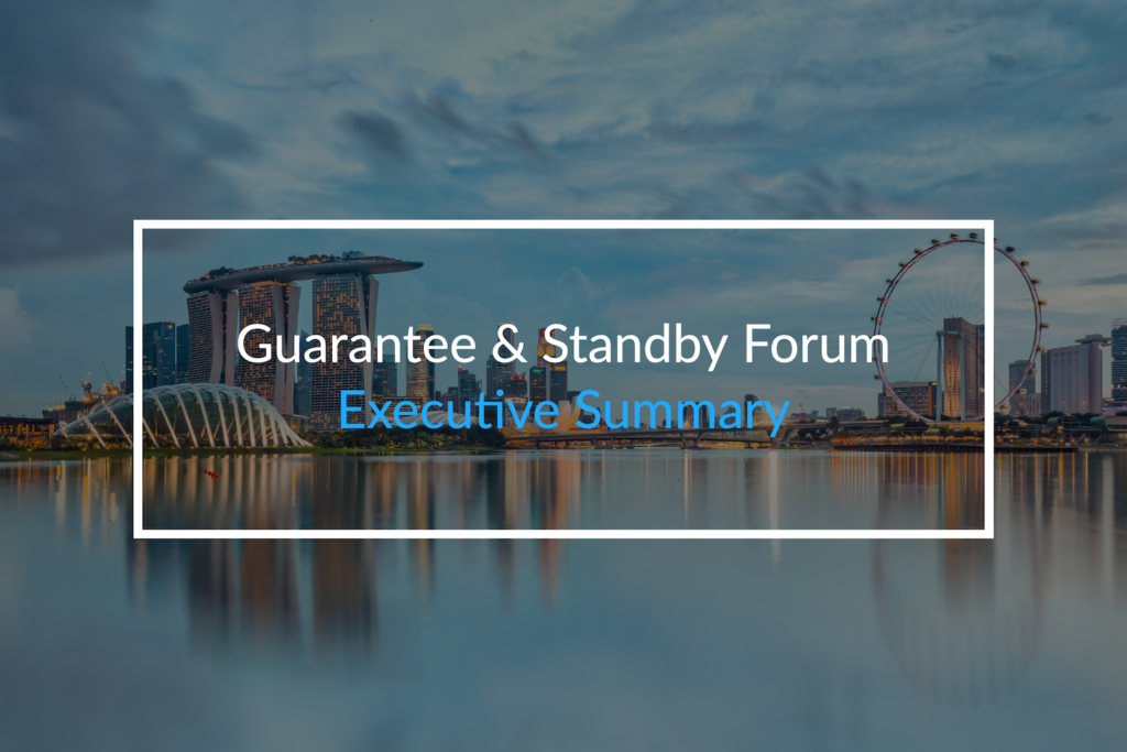 Demand Guarantee & Standby LC Forum executive summary
